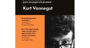 """""""Que levante mi mano quien crea en la telequinesis"""" de Kurt Vonnegut. No me digas que esto no fue bonito"""